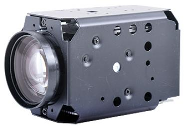 "1/2,8"" 4in1 Starlight Modul, 33x Zoom, CMS Sony, 12V DC"