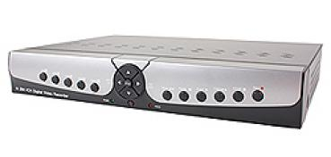 8 Kanal NVR, 100 Mbps, 1xHDD, H.264, Audio, HDMI/VGA, max. 2MP-Kam., Echtzeit 2MP